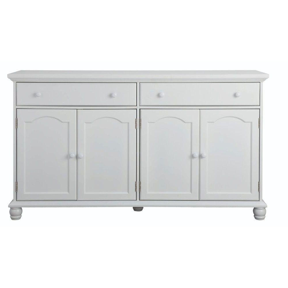 Antique White Sideboards