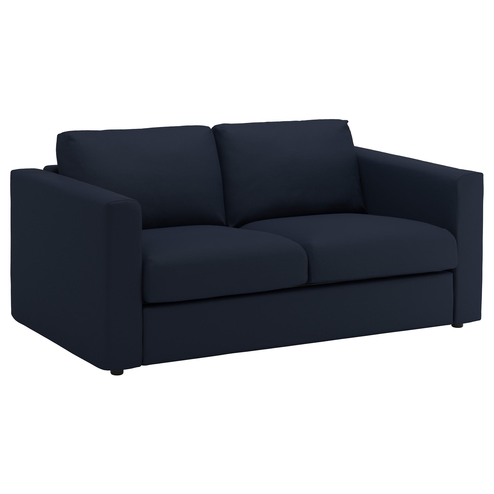 Black 2 Seater Sofas