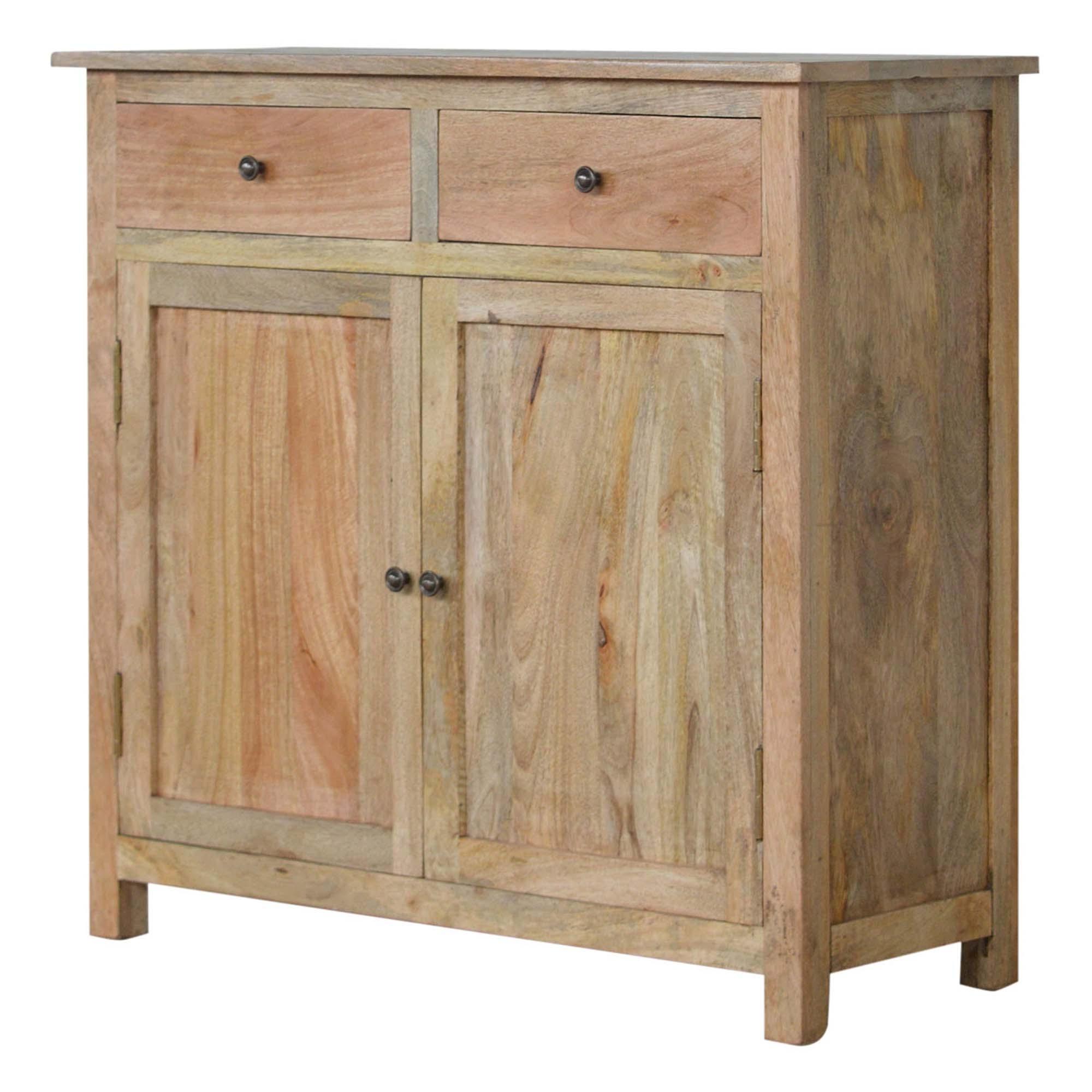 Mango Wood 2 Door 2 Drawer Sideboards