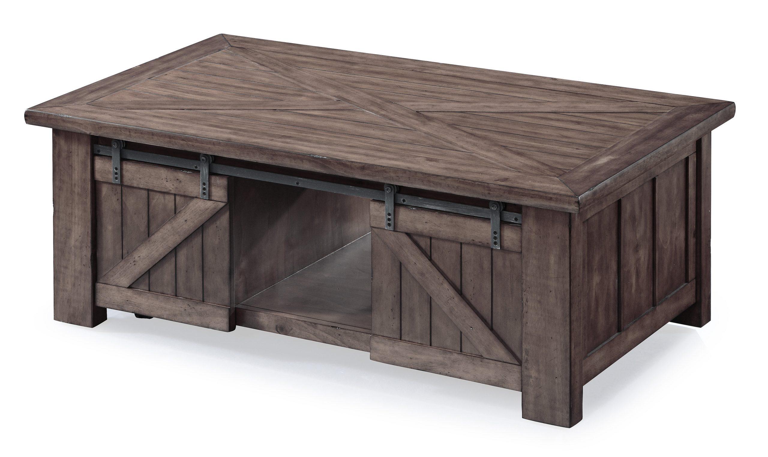 Seneca Lift Top Cocktail Tables