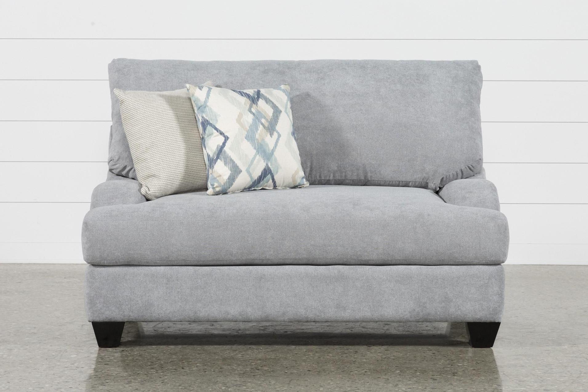 Sierra Foam Ii Oversized Sofa Chairs