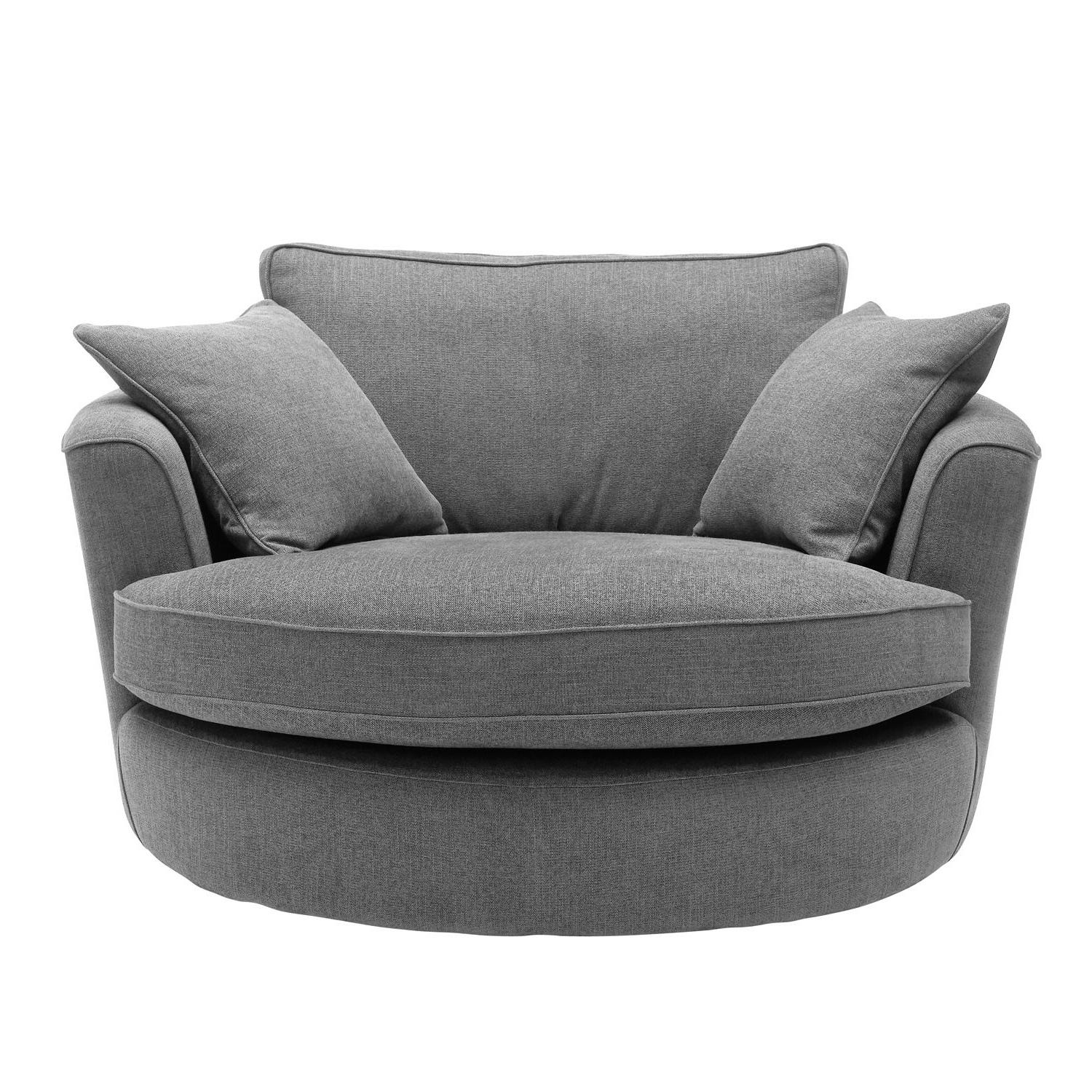 Gibson Swivel Cuddler Chairs