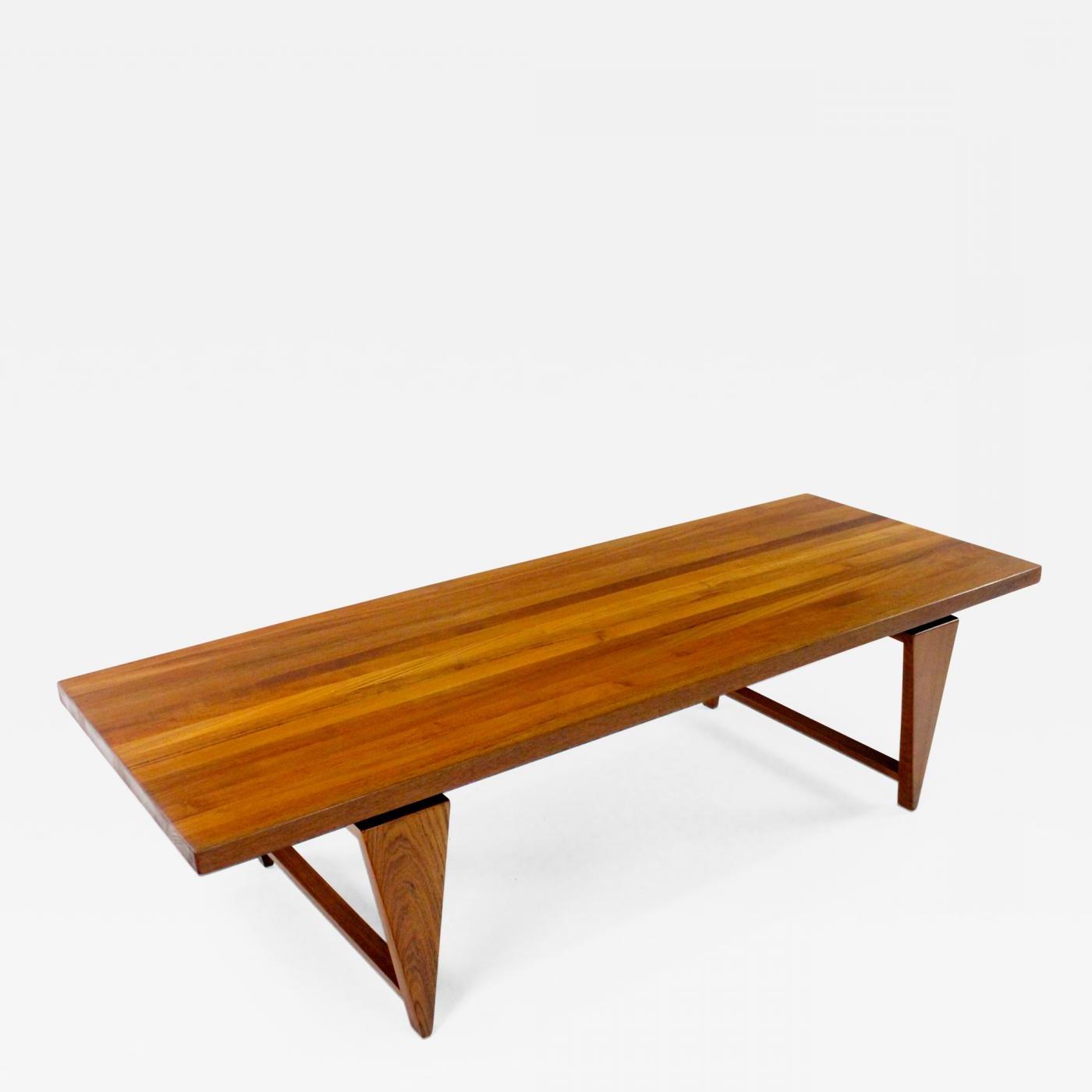 Large Teak Coffee Tables