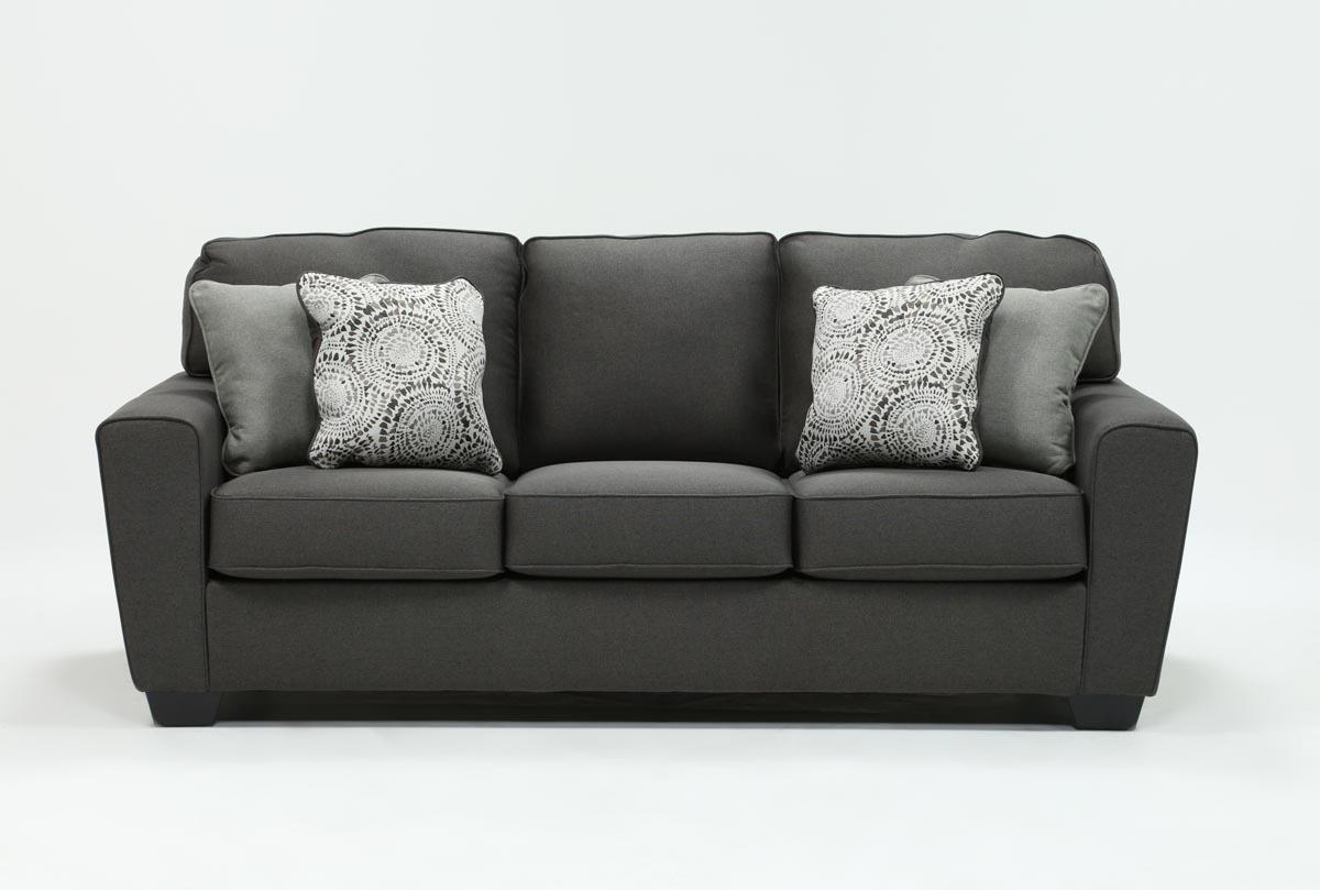 Mcdade Graphite Sofa Chairs