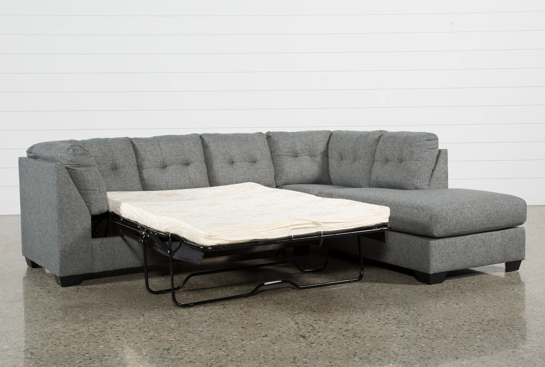 Arrowmask 2 Piece Sectionals With Sleeper Right Facing Chaise