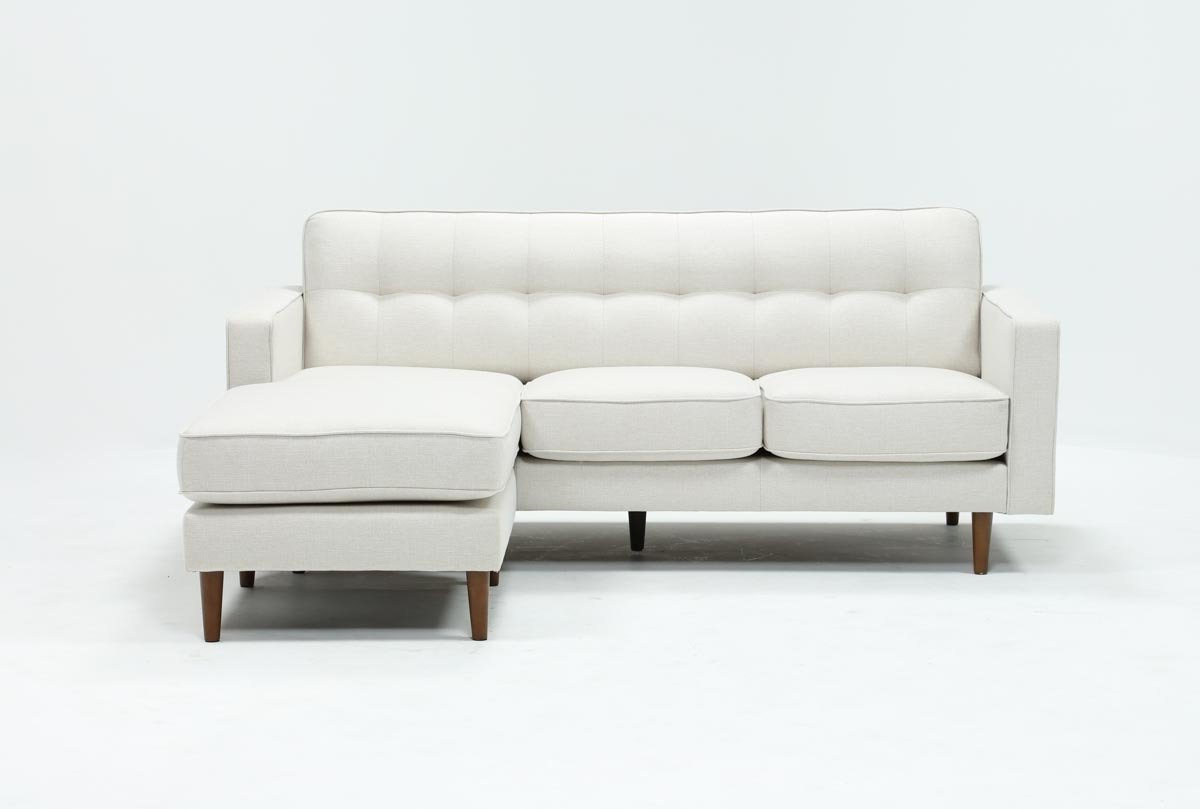 London Optical Reversible Sofa Chaise Sectionals