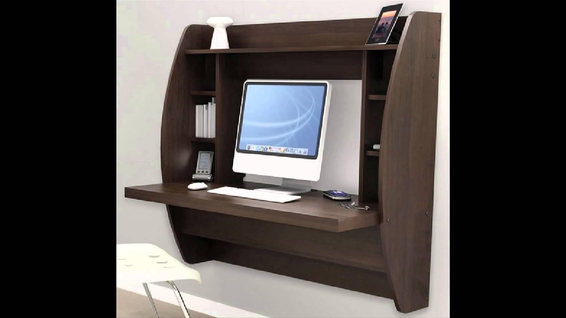 Wall Computer Desks