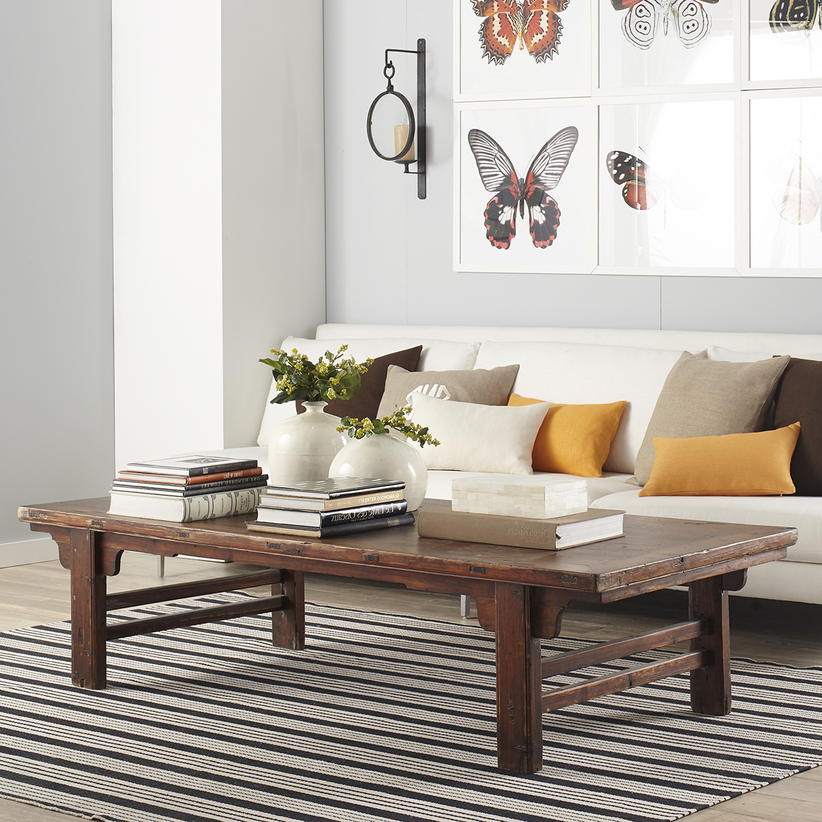 Large Scale Chinese Farmhouse Coffee Tables