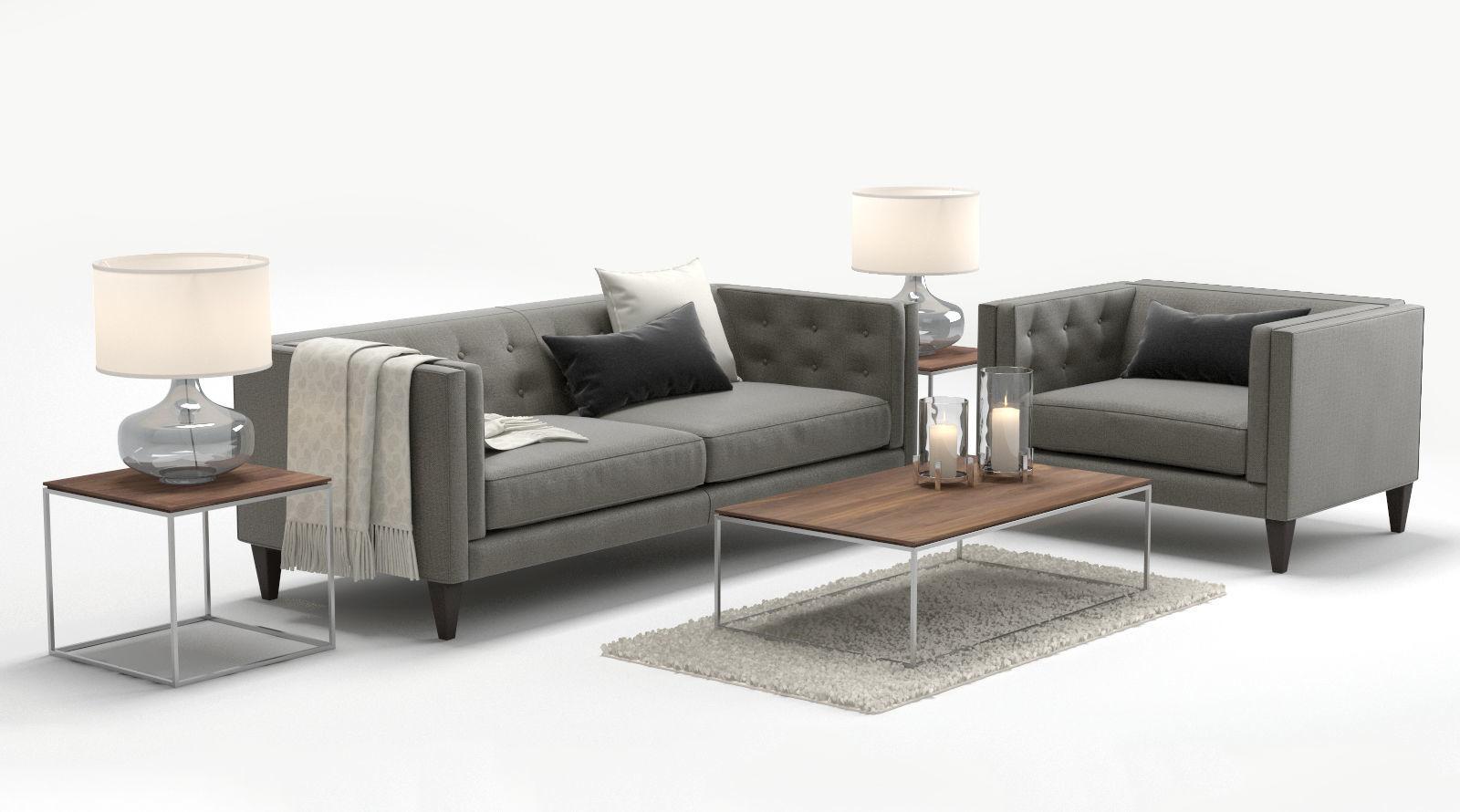Aidan Ii Sofa Chairs