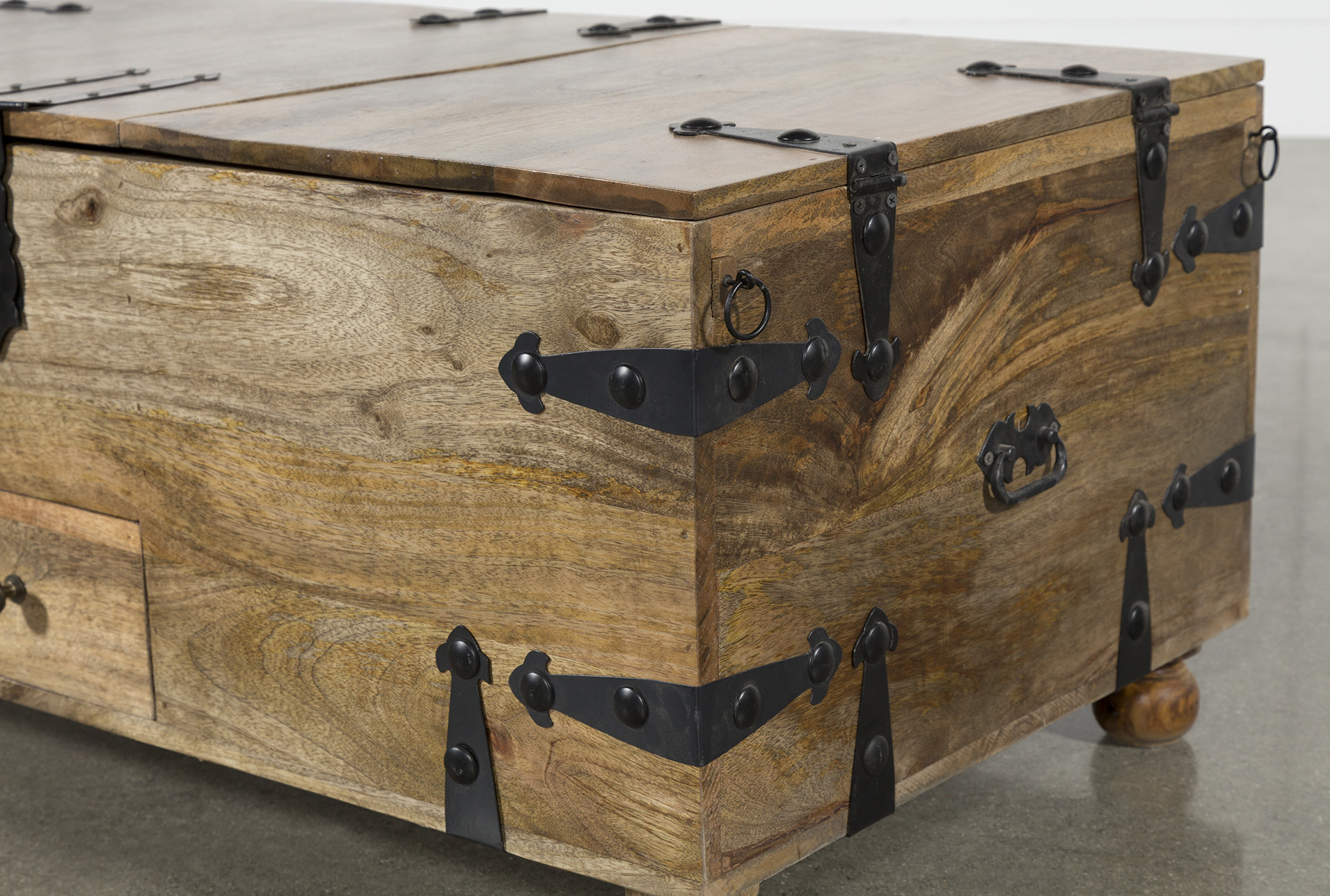 Rectangular Barbox Coffee Tables