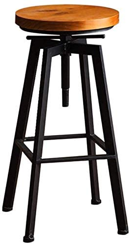 Amazon.com: Chairs Vintage Industrial Cafe Counter Stools Bar .