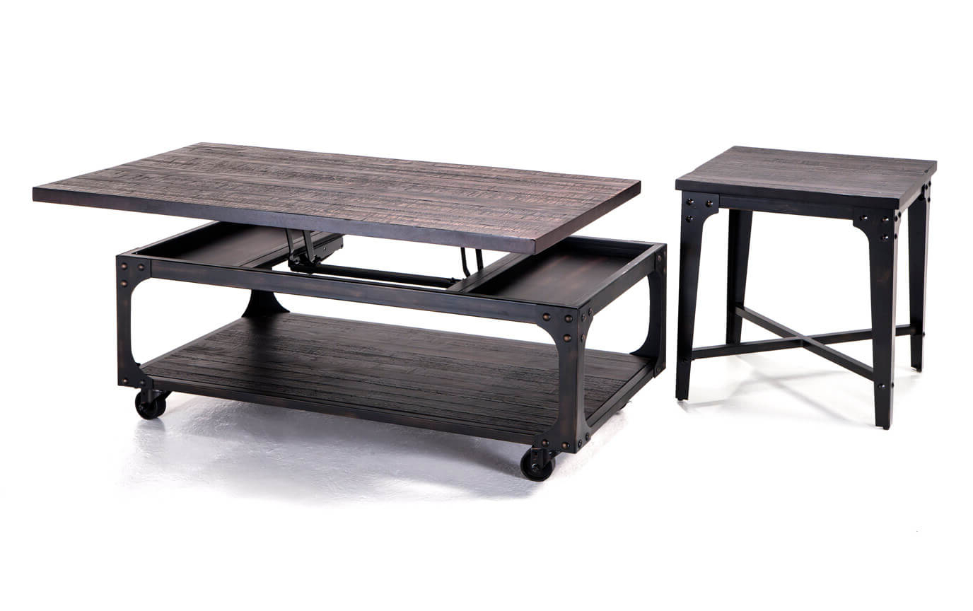 Foundry Cocktail Tables