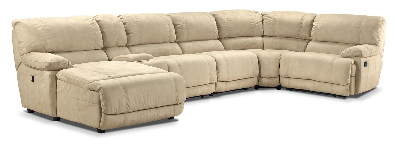 Leons Sectional Sofas