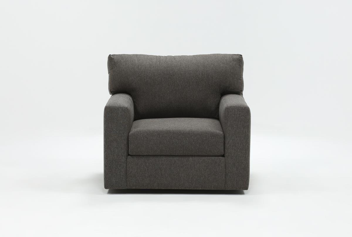 Mercer Foam Swivel Chairs