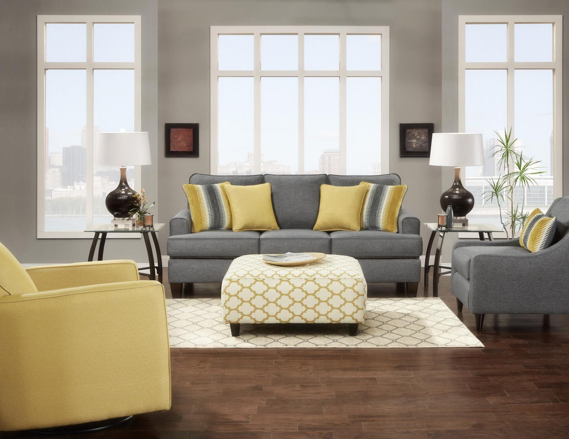 Grey Sofa Chairs