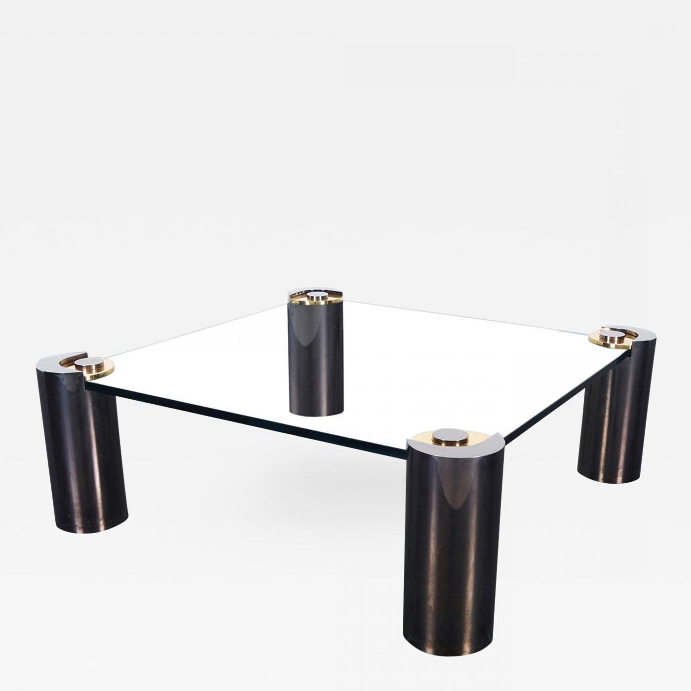 Gunmetal Coffee Tables