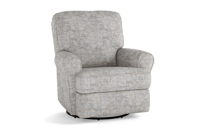 Abbey Swivel Glider Recliner - Grey - $595 | Glider recliner .