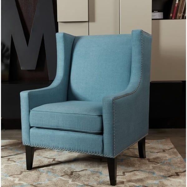Shop LOKATSE Indoor Accent Sofa Chair - Egypt Style - Overstock .