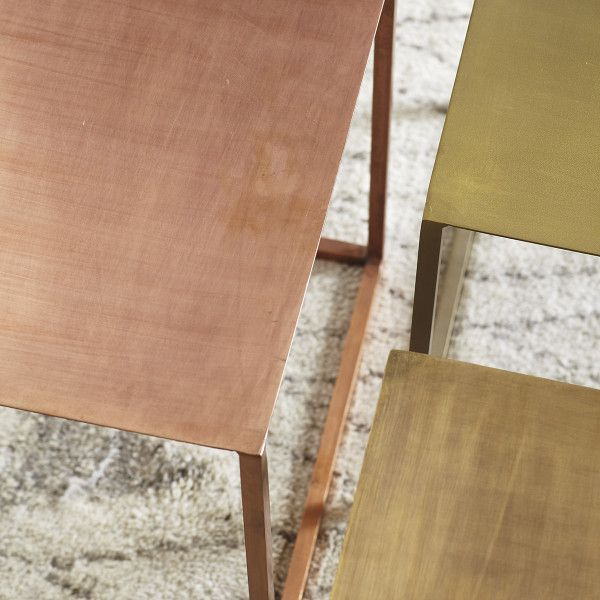 Rose Iron Cube Table | Cube table, Dining chairs, Home dec