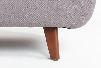 Allie Dark Grey Sofa | Living Spac