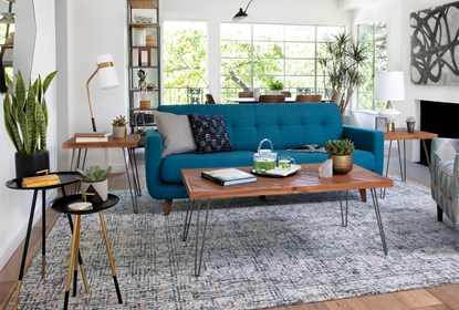 Allie Jade Sofa | Living Spac