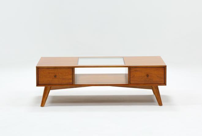 Alton Coffee Table | Coffee table, Living room essentials, Tab