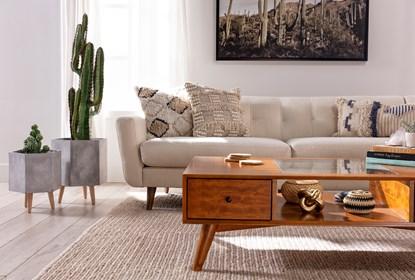 Alton Coffee Table | Living Spac
