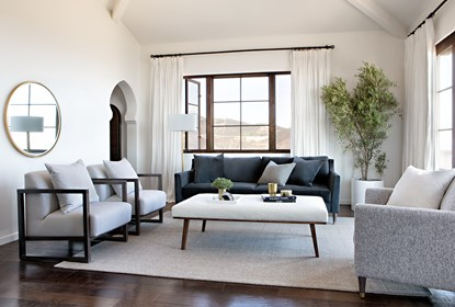 Ames Arm Chair By Nate Berkus And Jeremiah Brent   Living Spac