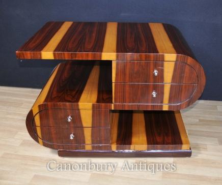 Art Deco Coffee Tables - Canonbury Antiqu