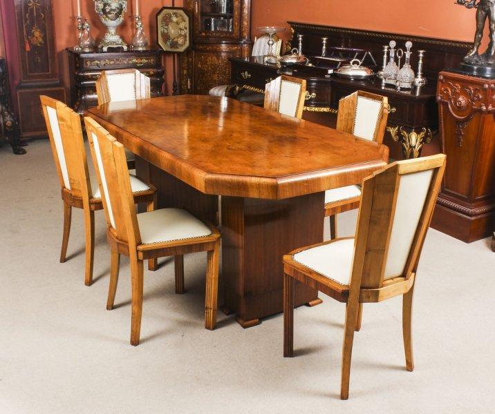 Antique Art Deco Dining | Ref. no. 06906 | Regent Antiqu