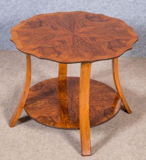 Antique Art Deco Coffee Table 3 | ANTIQUES.CO.UK