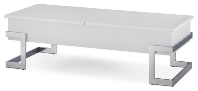 Acme Calnan Lift Top Coffee Table - Contemporary - Coffee Tables .