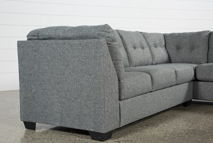 Arrowmask 2 Piece Sectional with Right Arm Facing Chaise | Living .