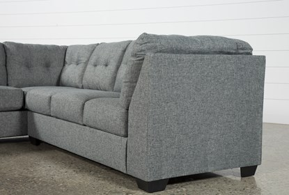 Arrowmask 2 Piece Sectional W/Sleeper & Left Arm Facing Chaise .