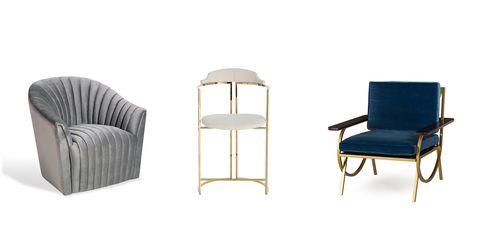 13 Art Deco Chairs - Art Deco Furnitu