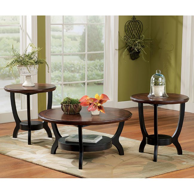 Ashburn 3-in-1 Occasional Table Set Signature Design by Ashley .