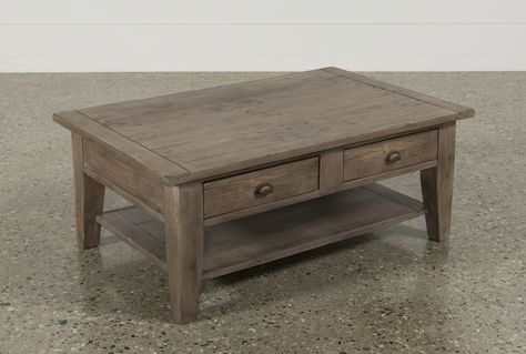 Ashburn Cocktail Table | Table, Coffee table, Cocktail tabl