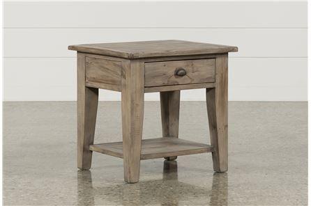 Ashburn End Table - Main | End tables, Table, Living tab