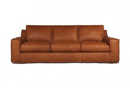 Eleanor Rigby Aspen Leather Sofa: Western Passi