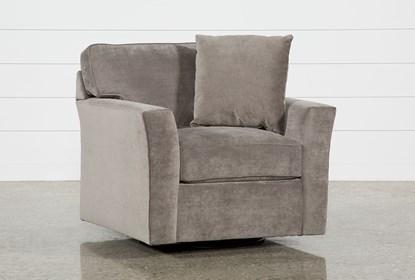 Aspen Swivel Chair | Living Spac