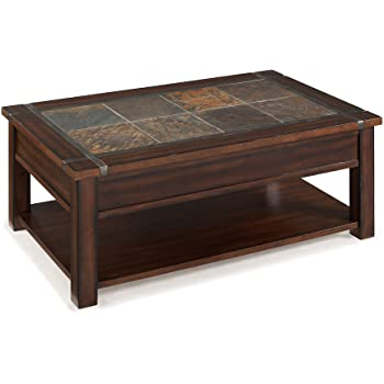 Amazon.com: Magnussen T2615 Roanoke Rectangular Lift Top Cocktail .