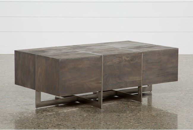 Axis Coffee Table - Brown - $495 in 2020 | Coffee table living .