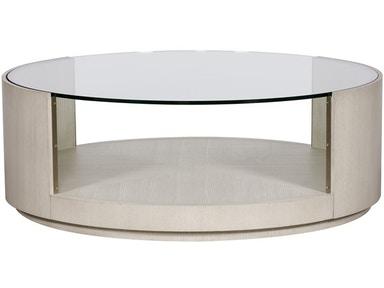 Vanguard L102C-CB Living Room Axis Round Cocktail Tab