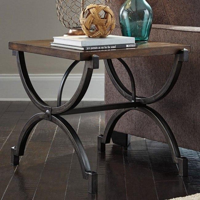 Baybrin End Table by Signature Design by Ashley | FurniturePi