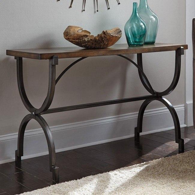 Baybrin Sofa Table Signature Design | Furniture Ca