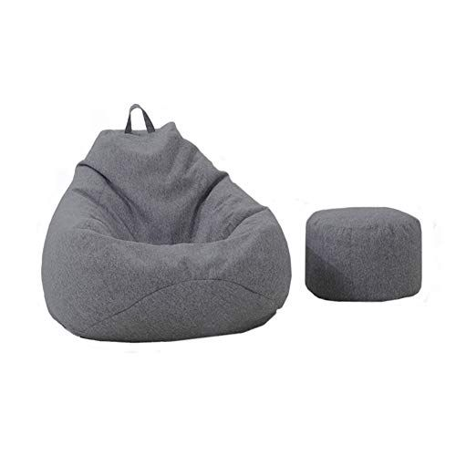 Lazy Couch Bean Bag Sofa, Lazy Couch Single Multi-Functional Sofa .