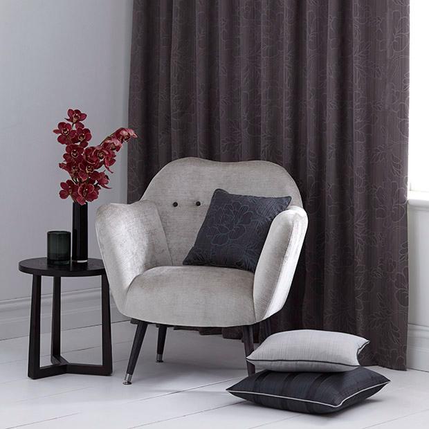 SABINE single sofa | Single sofa chair, Single sofa, Single seater .