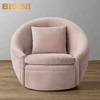 Bisini Luxury Solid Wooden Sofa, Kids Party & Bedroom Sofa Chair .