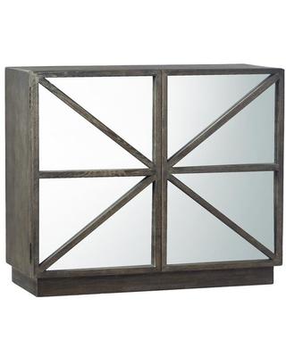 Hot Sale: Sideboard Black Burnt Oak Mirror New 2 -Do