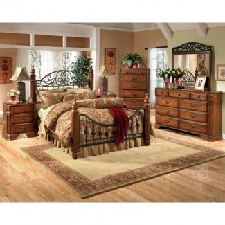 Wood And Wrought Iron Bedroom Sets - Ideas on Fot